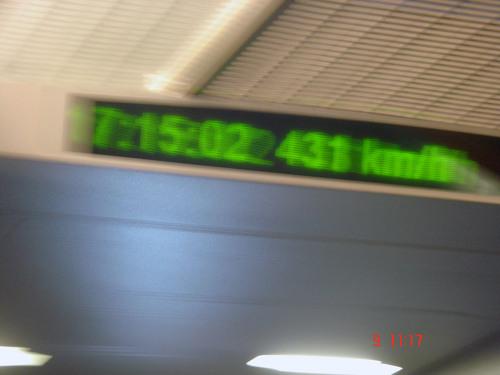 Train_magnetique